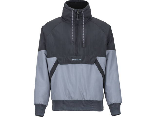 Marmot Lynx Insulated Anorak Herr black/steel onyx